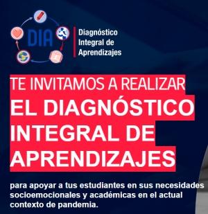 DIAGNÓSTICO INTEGRAL DE APRENDIZAJE (DIA)